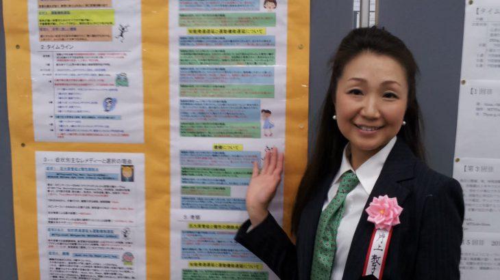 2011年国際カンファレンス発表ケース(ソトス症候群の巨大尿管症が1年で24㎜から7㎜まで縮小)